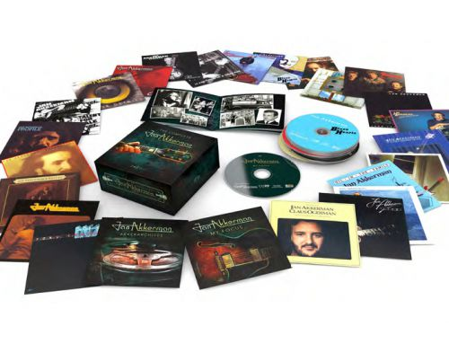 The Complete Jan Akkerman 26CD Box!