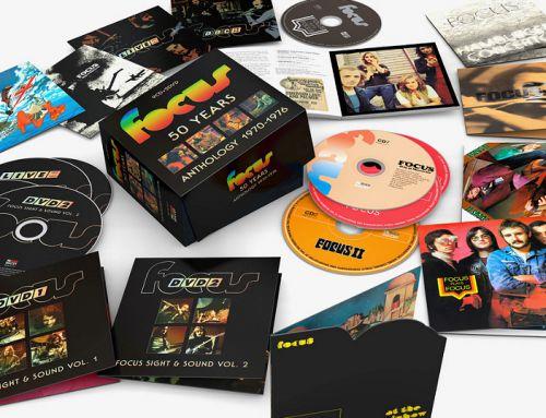 Focus – 50 Years: Anthology 1970-1976