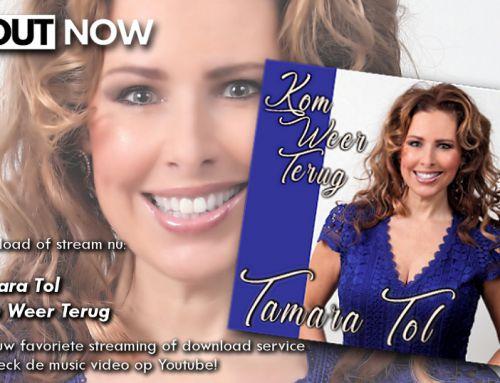Nieuwe single Tamara Tol – Kom Weer Terug